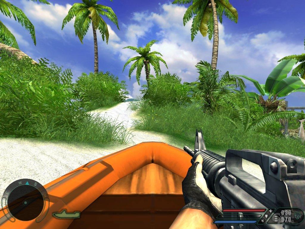 Far Cry - 4xAA