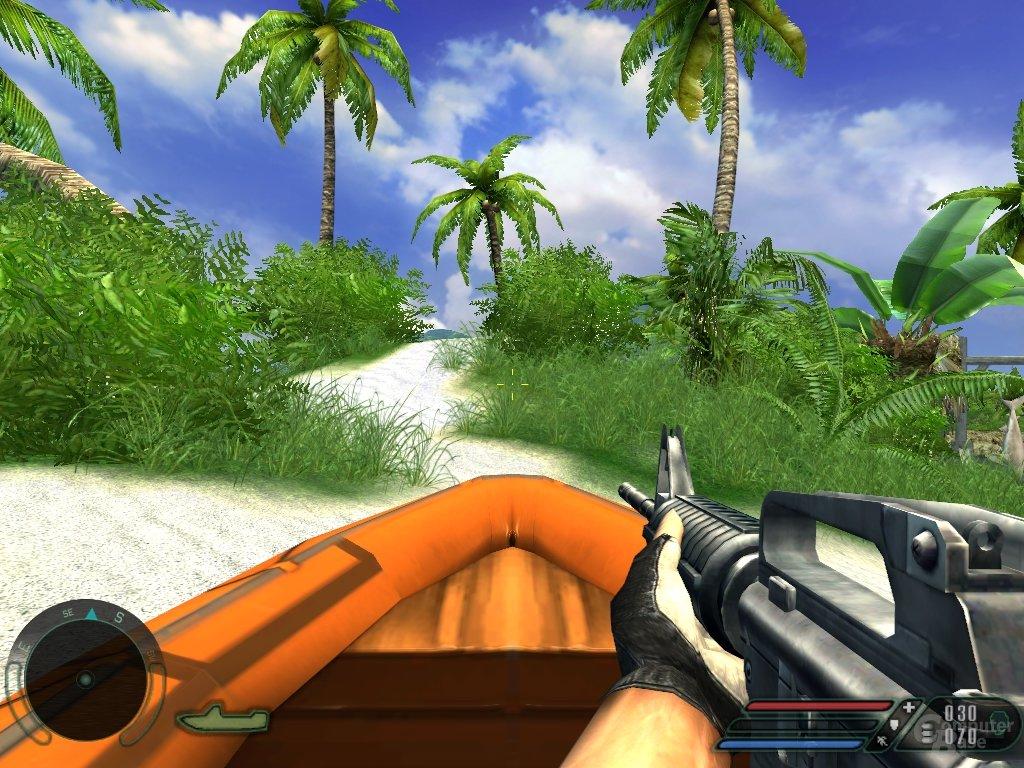 Far Cry - 8xAA