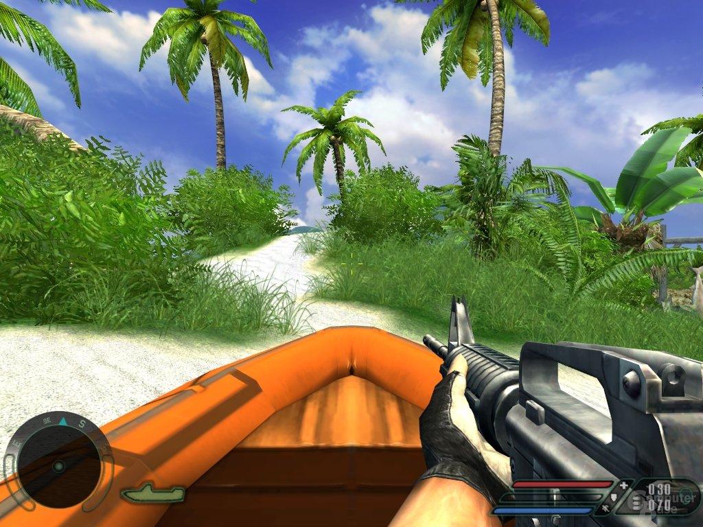 Far Cry - 10xAA