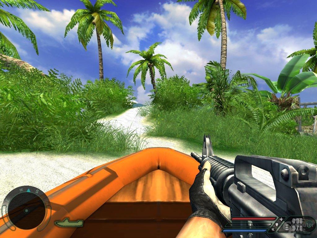 Far Cry - 12xAA