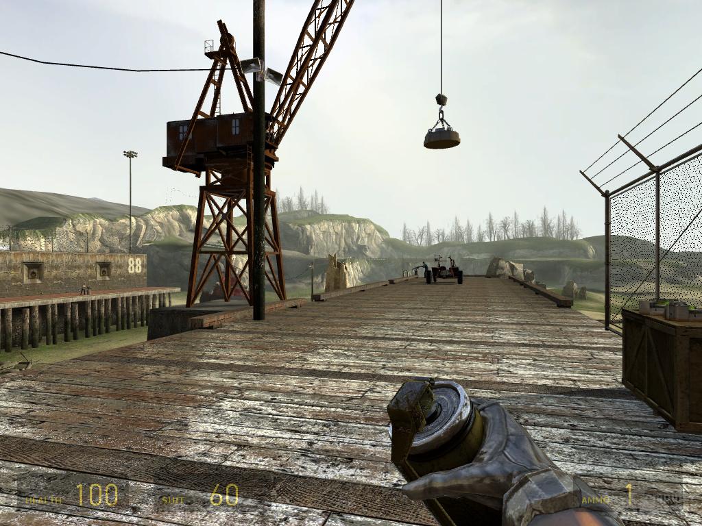 Half-Life 2 - 4xAA