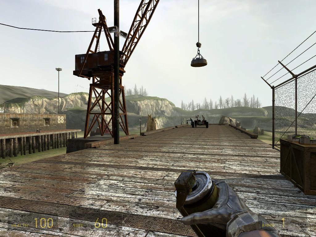 Half-Life 2 - 8xAA