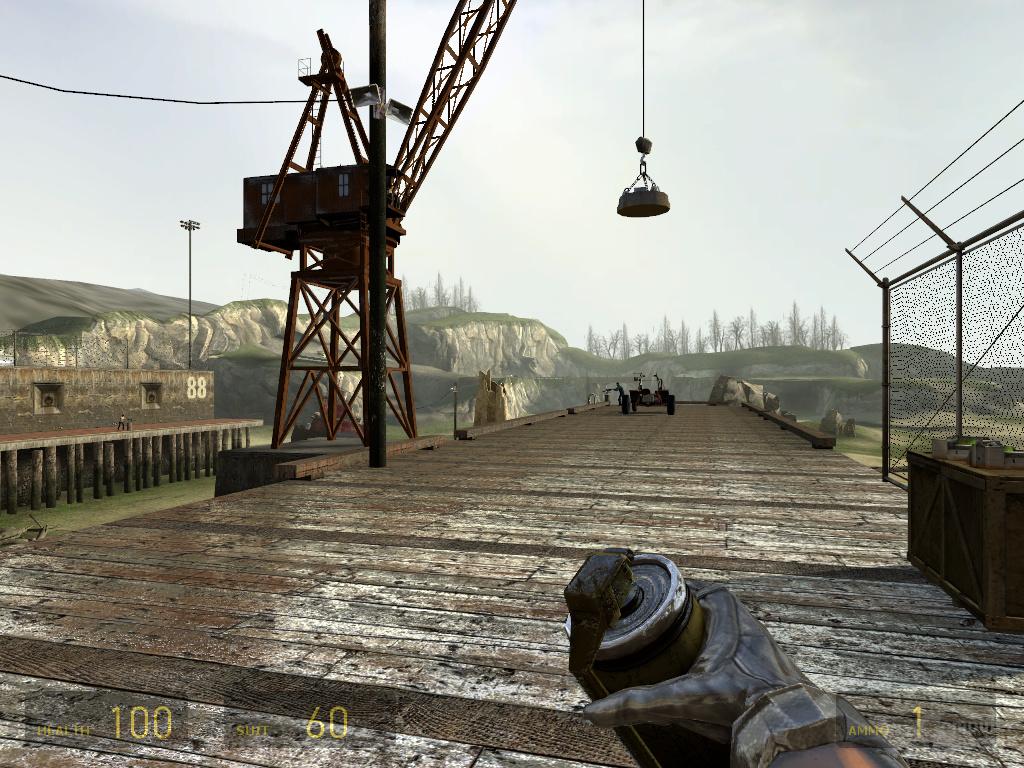 Half-Life 2 - 12xAA
