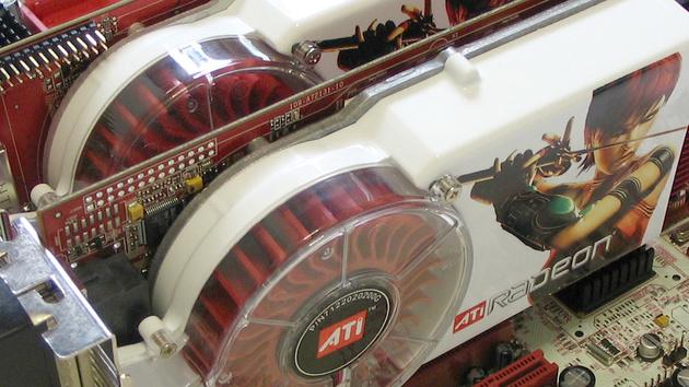Club3D Radeon X1800 XT CrossFire im Test: ATis Multi-GPU-Technik im Vergleich zu SLI