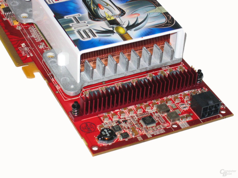 HIS X1800 XT Kühlkörper