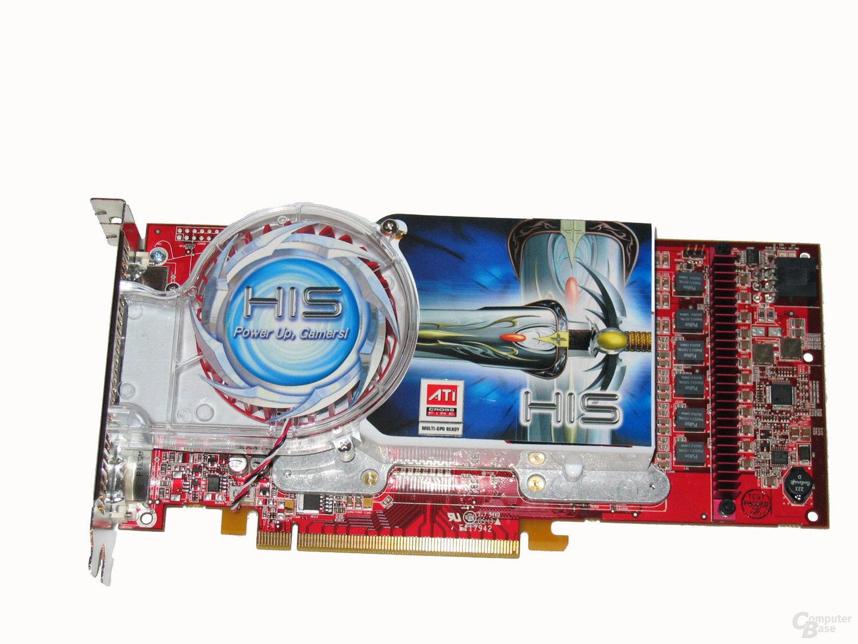 HIS Radeon X1800 XT