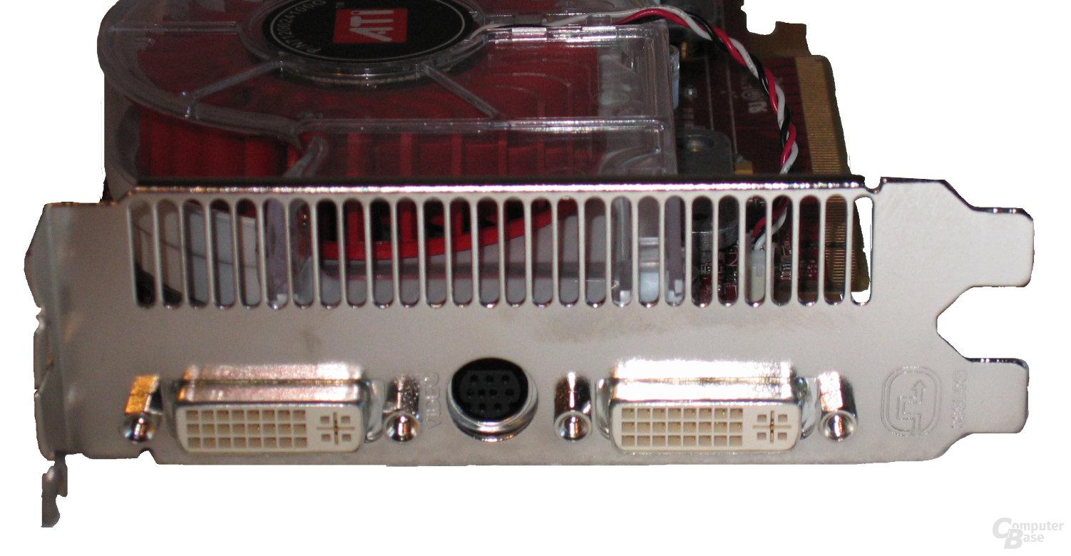 GeCube X1800 XT Vorderseite