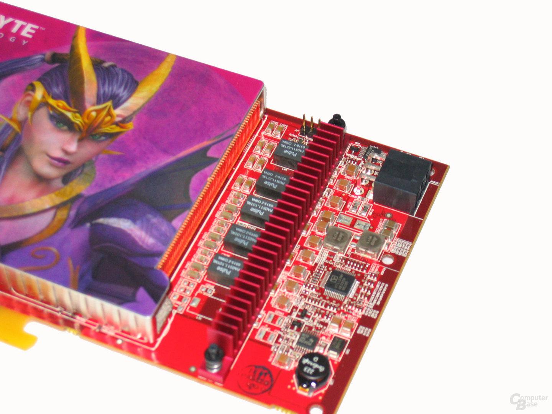 Gigabyte X1800 XL Kühler