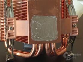 Liquid Pro auf Kupferkühler
