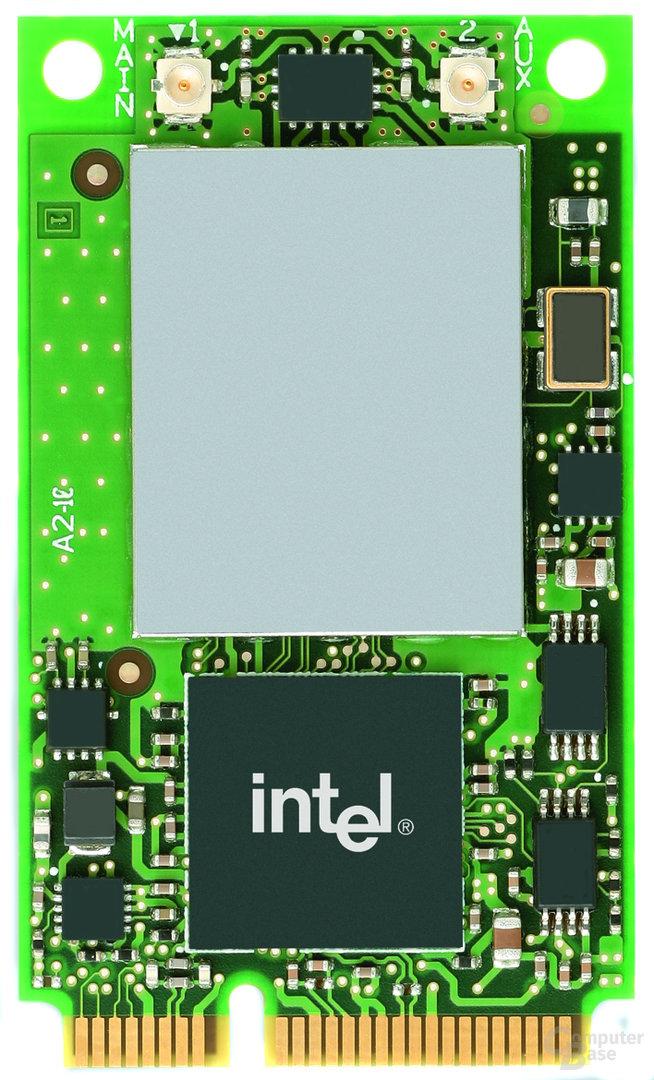 PRO Wireless 3945ABG WLAN-Modul mit Abdeckung