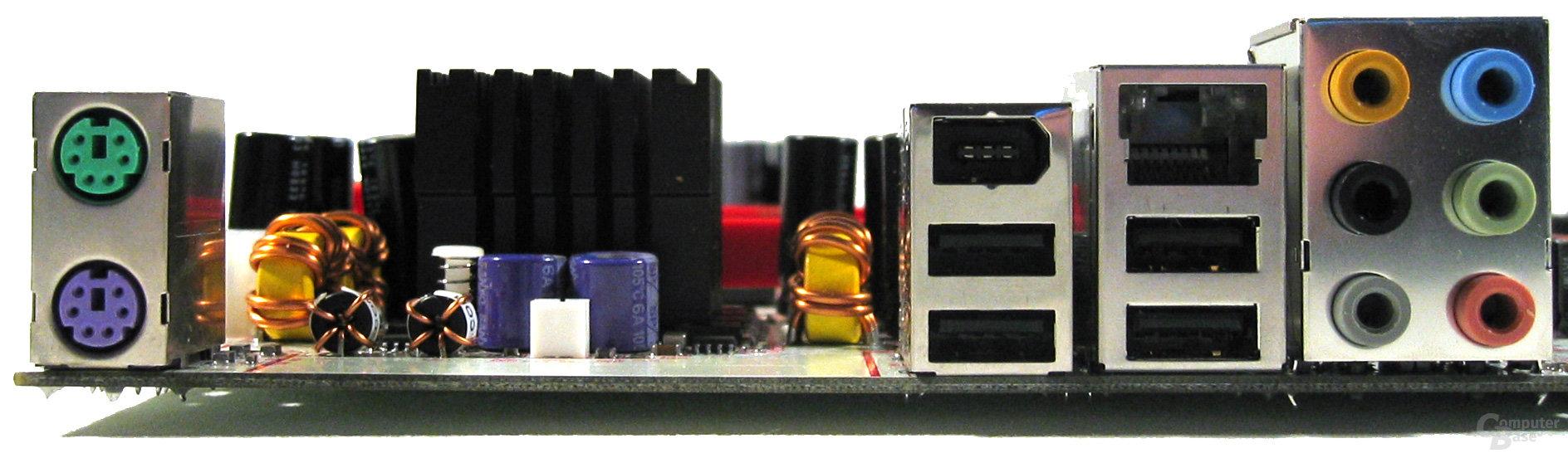 PC-A9RD480 ATX-Blende