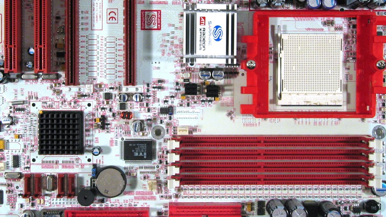 Sapphire PC-A9RD480 im Test: Mainboard mit CrossFire im Praxischeck