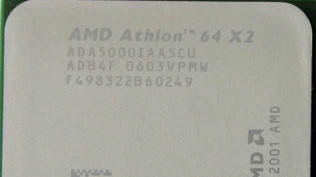 AMD Athlon 64 X2 5000+ im Test: Mit DDR2-800 zu neuen Rekorden