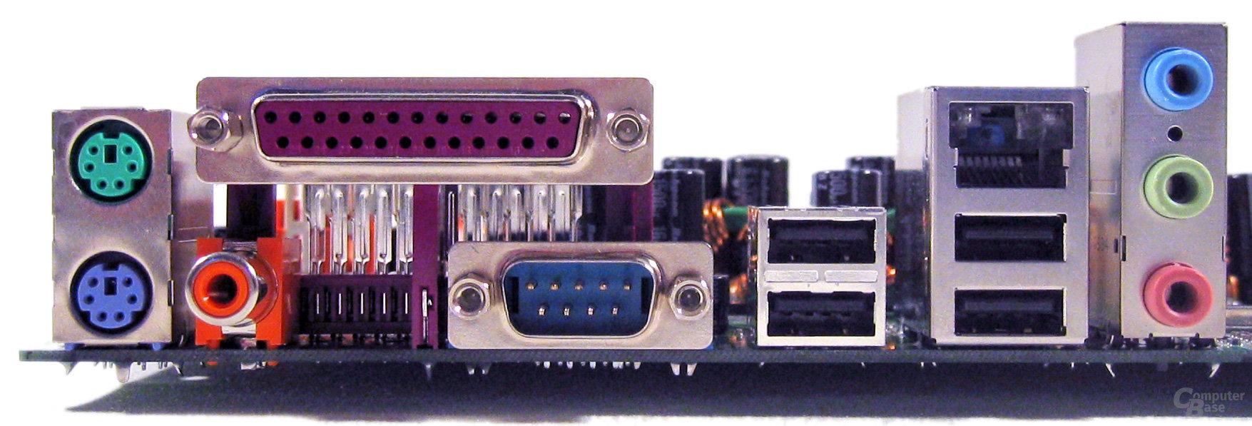 EPoX 8NPA SLI ATX-Blende