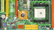 EPoX 8NPA SLI im Test: SLI für den Sockel 754