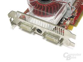Radeon X1900 XTX Slotblech