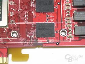 Radeon X1900 XTX Speicher