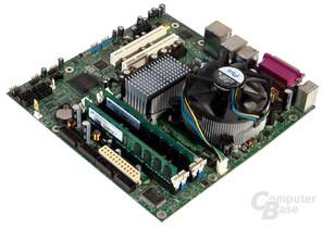 Intel-Testsystem