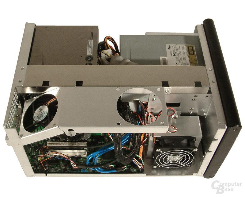 SG01 mit Testsystem