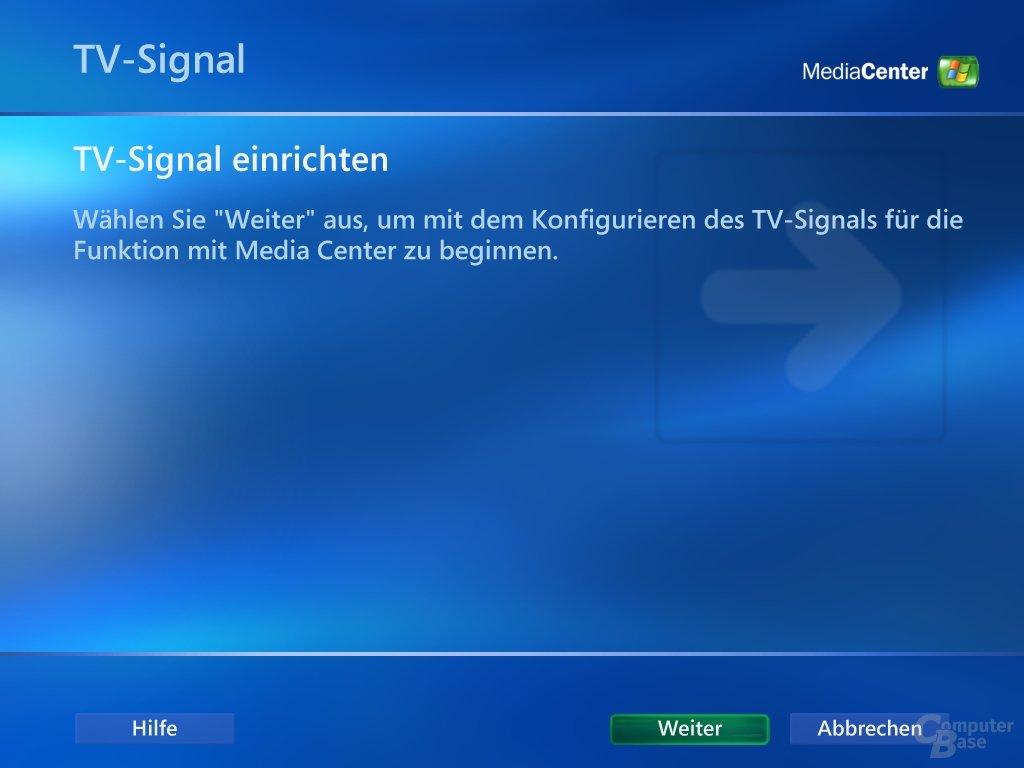 Windows XP Medie Center Edition