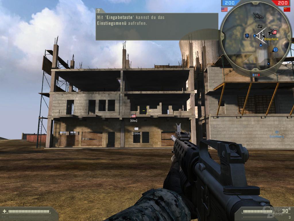 Battlefield 2 - R520