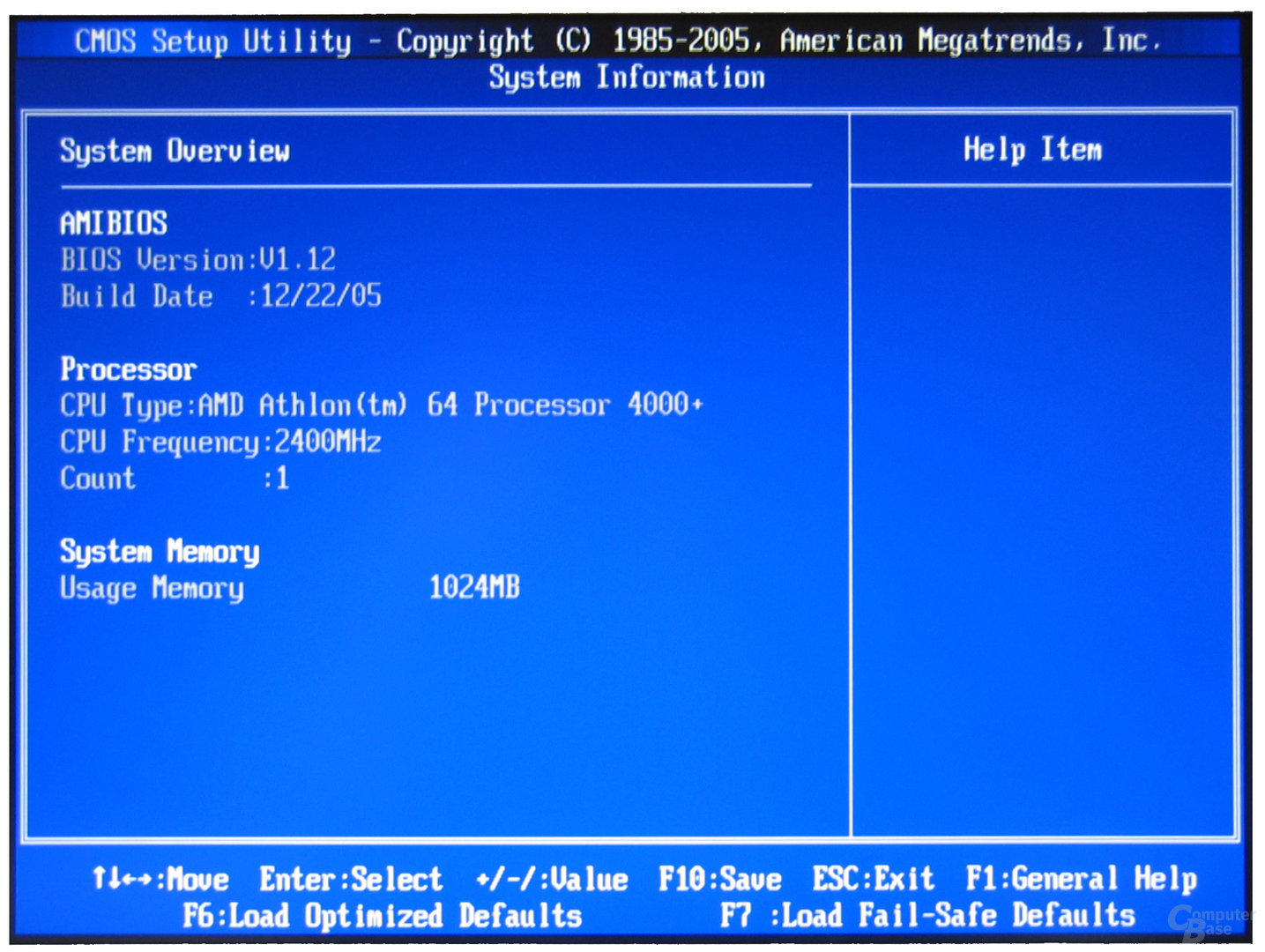 MSI K8N Diamond Plus BIOS
