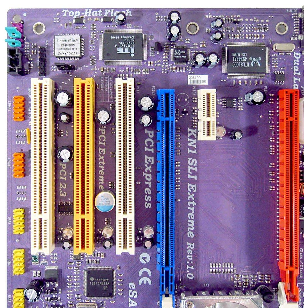 ECS KN1 SLI Extreme