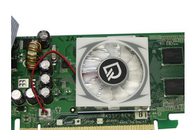 Lüfter Leadtek GeForce 7300 GS