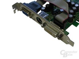 Slotblech Leadtek GeForce 7300 GS