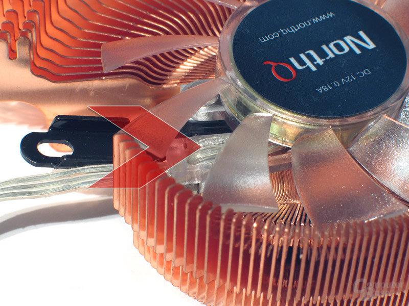 Konstruktionsbock: Probleme bei der Kabelführung