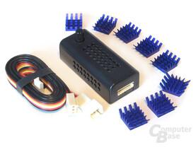 Fanmate 2 & RAM-Heatsinks