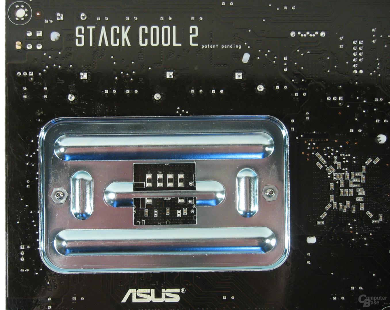Asus A8R32-MVP Deluxe Rückseite