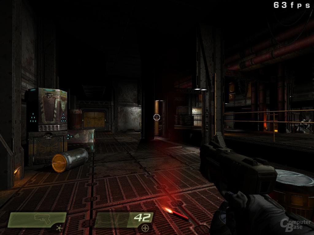 Quake 4 - G70