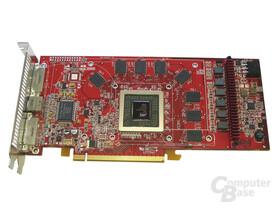 Club3D Radeon X1800 XT 256 MB ohne Kühlsystem