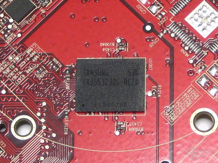 ATi Radeon X1800 GTO mit 2 ns DRAM von Samsung