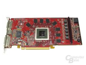 ATi Radeon X1800 GTO ohne Kühler