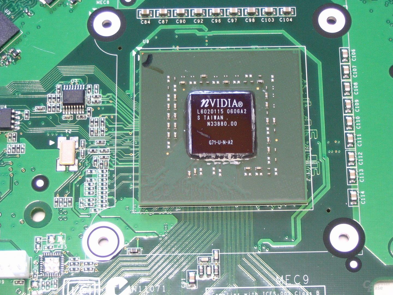 G71 auf GeForce 7900 GTX