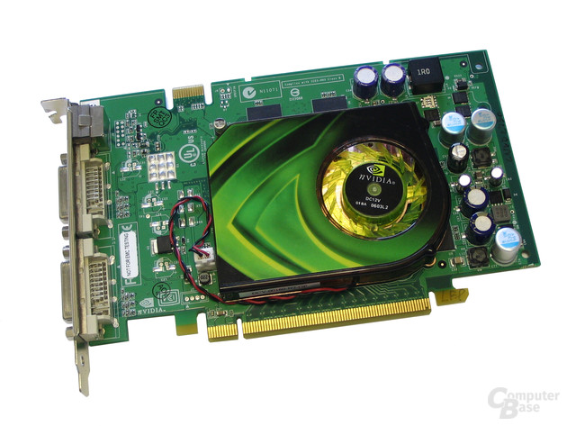 GeForce 7600 GT
