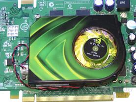 GeForce 7600 GT Kühler
