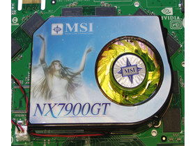 GeForce 7900 GT Kühler