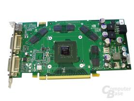 GeForce 7900 GT ohne Kühler