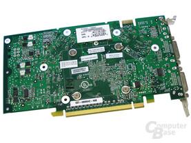 GeForce 7900 GT Rückseite