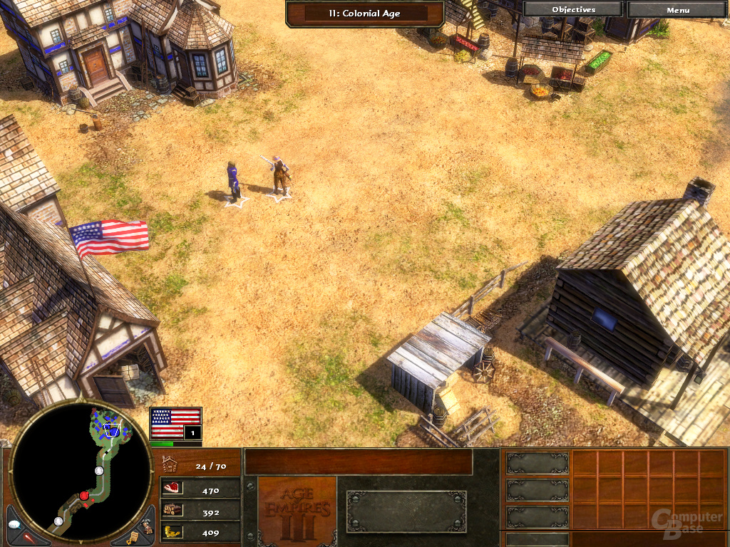 Age of Empires 3 - R520