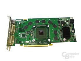 GeForce 7900 GTX ohne Kühler