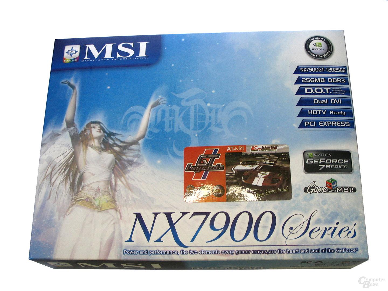 MSI GeForce 7900 GT