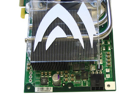 Spannungswandler GeForce 7900 GTX