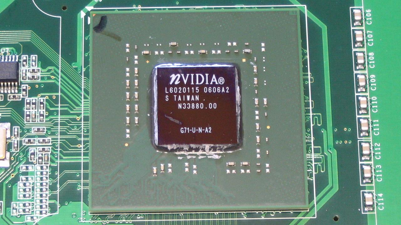 GeForce 7600 GT, 7900 GT und 7900 GTX im Test: nVidia beißt sich an ATi die Zähne aus