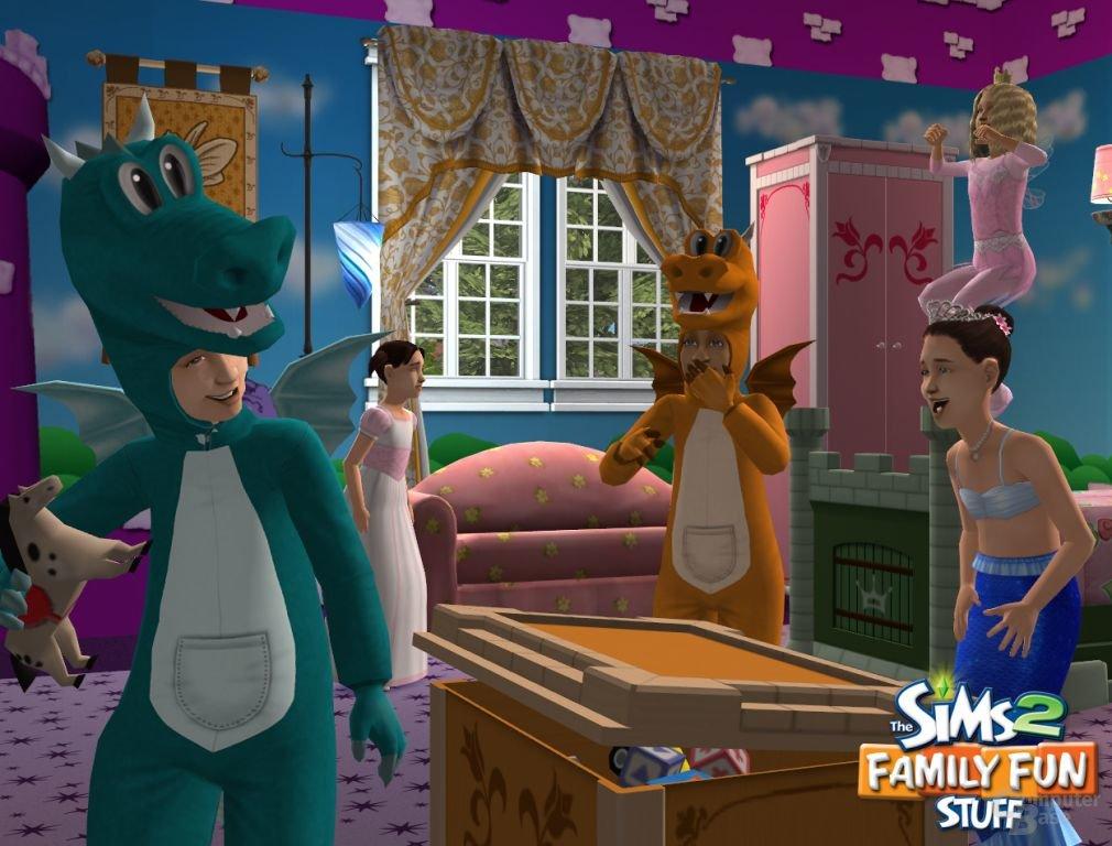 Die Sims 2: Family Fun