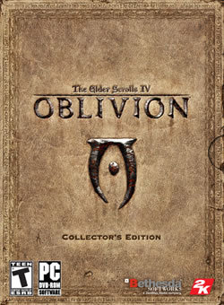 The Elder Scrolls IV: Oblivion - PC Collectors Edition