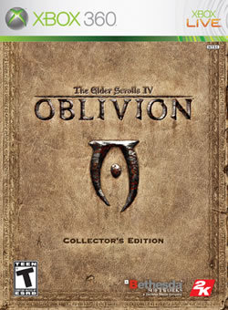 The Elder Scrolls IV: Oblivion - Xbox 360 Collectors Edition